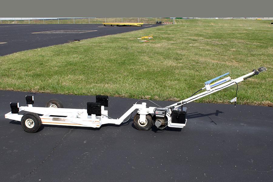 Schweizer Ground Handling Machine Copter Stuff
